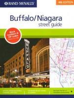 Rand Mc Nally 4th Edition Buffalo/Niagara Street Guide - Rand McNally