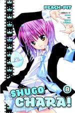 Shugo Chara!, Vol. 8: With a Little Help From Their Friends - Peach-Pit