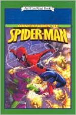 Adventures of Spider-Man (An I Can Read Book Series) - Susan Hill, MADA Design, Andie Tong, Jeremy Roberts