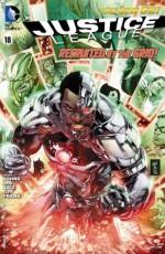 Justice League (2011- ) #18 - Geoff Johns, Jesus Saiz, Gary Frank