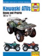 Kawasaki ATVs Bayou and Prairie: 86' - '11 - Alan Ahlstrand