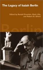 The Legacy of Isaiah Berlin - Ronald Dworkin, Robert B. Silvers, Mark Lilla