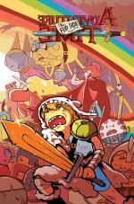 Adventure Time: The Flip Side #1 - Colleen Coover, Paul Tobin, Wook-Jin Clark