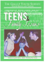 Teens and Family Issues - Hal Marcovitz, George H. Gallup Jr.