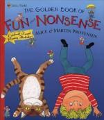 The Golden Book of Fun and Nonsense (Golden Classics) - Louis Untermeyer, Martin Provensen, Alice Provensen