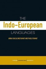 The Indo-European Lanagues - Anna Giacalone Ramat