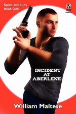 Incident at Aberlene: Spies and Lies, Book One / Incident at Brimzinsky: Spies and Lies, Book Two (Wildside Mystery Double #3) - William Maltese