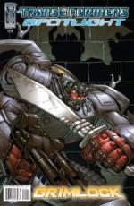 Transformers: Spotlight - Grimlock - Simon Furman, Marcelo Matere