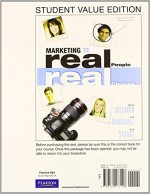 Marketing: Real People, Real Choices, Student Value Edition Plus 2014 MyMarketingLab with Pearson eText -- Access Card Package (7th Edition) - Michael R. Solomon, Greg W. Marshall, Elnora W. Stuart