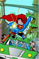 Superman Adventures, Vol. 4: The Man of Steel - Mark Millar, Evan Dorkin, Sarah Dyer, Aluir Amancio, Terry Austin, Bret Blevins