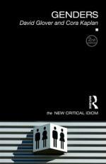 Genders (The New Critical Idiom) - David Glover, Cora Kaplan