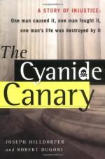 The Cyanide Canary - Joseph Hilldorfer, Robert Dugoni
