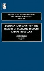 Research in the History of Economic Thought and Methodology, Volume 26C - Warren J. Samuels, Kirk R. Johnson, Marianne F. Johnson