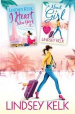 Lindsey Kelk 2-Book Bestsellers Collection: About a Girl, I Heart New York - Lindsey Kelk