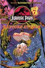 Jurassic Park Vol. 7: Raptors Attack! - Steve Englehart