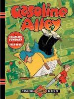 Gasoline Alley: The Complete Sundays Volume 2 1923-1925 - Frank King, Zavier Cabarga