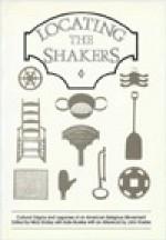 Locating the Shakers - Kate Bowles, Mick Gidley, Bowles, Richard Maltby, John Fowles