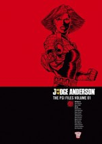 Judge Anderson: The PSI Files Volume 01 - John Wagner