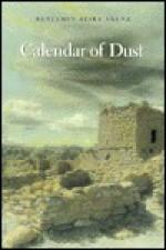 Calendar of Dust - Benjamin Alire Sáenz