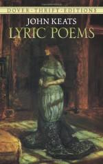 Lyric Poems - John Keats