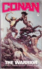 Conan the Warrior - Robert E. Howard, L. Sprague de Camp
