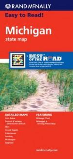 Rand McNally Easy To Read: Michigan State Map - Rand McNally