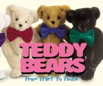 Teddy Bears (Made in the USA) - Tanya Lee Stone