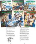 Pirate School -6v - Brian James, Jennifer Zivoin