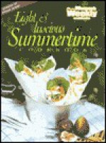 "Aww Light and Luscious Summertime Cookbook (""Australian Women's Weekly"" Home Library) - Maryanne Blacker"
