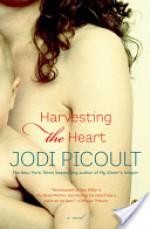 Harvesting the Heart - Jodi Picoult