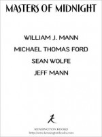 Masters Of Midnight: Erotic Tales Of The Vampire - Michael Thomas Ford, Sean Wolfe, Jeff Mann
