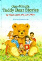 One Minute Teddy Bear Stories - Shari Lewis