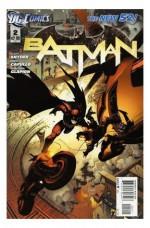 Batman #2 DC New 52 - Scott Snyder, Greg Capullo, Jonathan Glapion