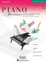 Level 1 - Theory Book: Piano Adventures - Nancy Faber, Randall Faber