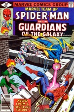 Marvel Team-up: Spiderman and the Guardians of the Galaxy: Fear From a Far-flung Future! (0714860214710, Vol. 1, No. 86, October 1979) - Chris Claremont, Jim Shooter, Marvel Comics, Bob McLeod, Joe Rosen, Allyn Brodsky, Al Milgrom, G. Roussos