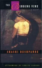 The Binding Vine - Shashi Deshpande, Sonita Sarker