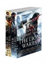 The Kingdom Series Books 1 and 2: The Lion Wakes, The Lion At Bay - Robert Low