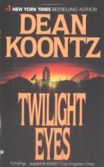 Twilight Eyes - Dean Koontz