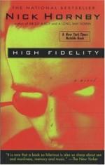 High Fidelity - Nick Hornby