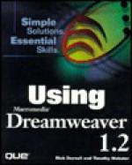 Using Macromedia Dreamweaver 1.2 - Rick Darnell, Tim Webster