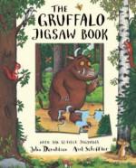 The Gruffalo Jigsaw Book - Julia Donaldson, Axel Scheffler