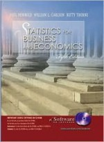Statistics for Business and Economics and Student CD-ROM, Fifth Edition - Paul Newbold, William L. Carlson