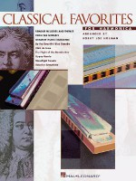 Classical Favorites for Harmonica - Richard Golden iii