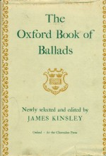 The Oxford Book of Ballads - James Kinsley