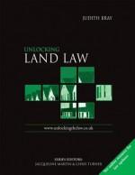 Unlocking Land Law in the Uk (Unlocking the Law S.) - Judith Bray, Chris Turner, Jacqueline Martin