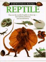 Reptile (Dk Eyewitness Books) - Colin McCarthy, Nick Arnold, Colin Keates