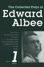 The Collected Plays Of Edward Albee: Volume 1 1958 - 1965 - Edward Albee, The Overlook Press