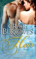 The Heir (Duke's Obsession, #1) - Grace Burrowes