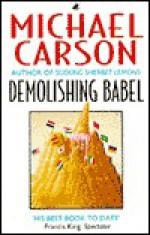 Demolishing Babel - Michael Carson