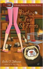 Nothing to Fear But Ferrets - Linda O. Johnston
